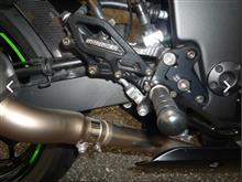 ゆきさんさんのNinja 250 ABS KRT Winter Test Edition インテリア画像