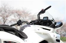 鼬 プ~助 (いたち ぷ~すけ)さんのcan-am Spyder F3 Limited インテリア画像