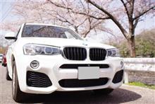ぐっちゃんR@SSさんの愛車:BMW X3