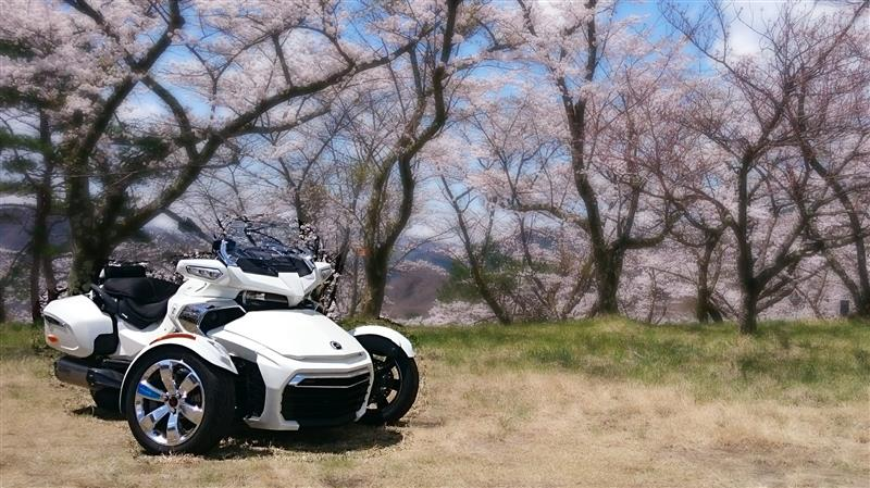 Itachi26さんのcan-am Spyder F3 Limited