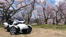 Itachi26さんの愛車:BRP can-am Spyder F3 Limited