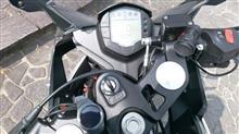 サーパァーさんのRC250 インテリア画像