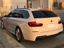 Aべさんの愛車:BMW 5シリーズ ツーリング