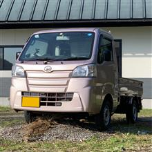 ぽり士さんのHIJET_TRUCK