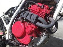 〇〇輪さんのXLR250R インテリア画像