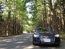 Audiベネさわさんの愛車:アウディ S4 (セダン)