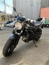 etrangerさんのSV650X ABS メイン画像