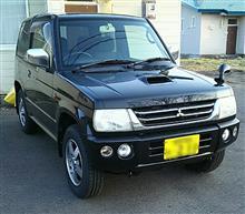 taka-titiさんの愛車:三菱 パジェロミニ