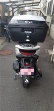 かなほののさんのPCX125 リア画像