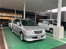 たけんじさんの愛車:トヨタ ナディア