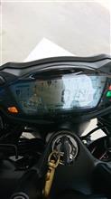 星霜さんのSV650ABS インテリア画像