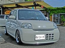 ☆白ひげさんの愛車