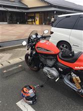 BMW840 杉山さんのスポーツスターXR1200 メイン画像
