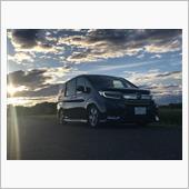 ミノレバ☆RP5 さんの愛車「ホンダ ステップワゴンスパーダハイブリッド」