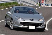 ミーの車おフランス車ざんすさんの407 クーペ メイン画像