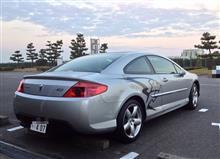 ミーの車おフランス車ざんすさんの407 クーペ リア画像