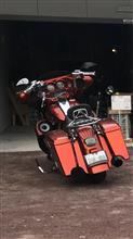 dsk.comさんのCVOストリートグライド リア画像