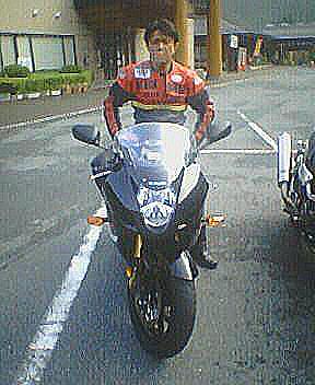 スミスひろしさんのサイクロンGSX-R