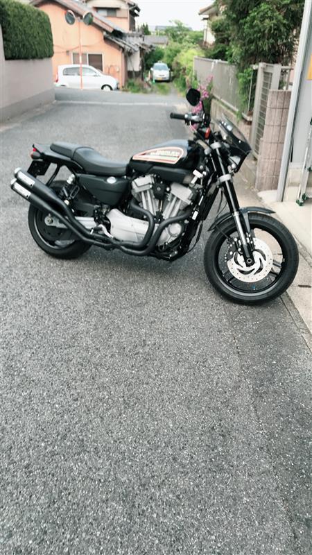 かっぱちゃんさんのXR1200
