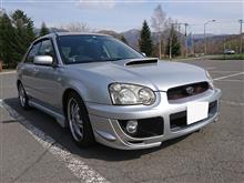 善藏さんの愛車:スバル インプレッサ スポーツワゴン WRX