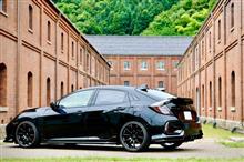 ume33OさんのCIVIC_HATCHBACK