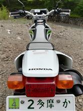 くらんち.comさんのXR230 リア画像