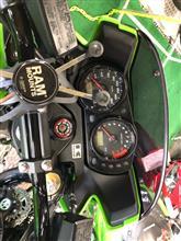 Shin_NPAさんのZRX1200ダエグ インテリア画像