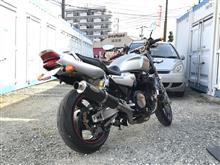 RiKiさんのXJR1200 左サイド画像