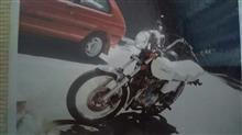 自爆王さんのGS400 リア画像