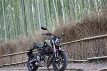 廣川久遠さんのCB125R メイン画像