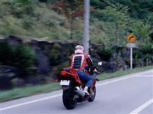 りずむっちさんのRF900R リア画像