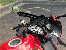 りずむっちさんのRF900R インテリア画像
