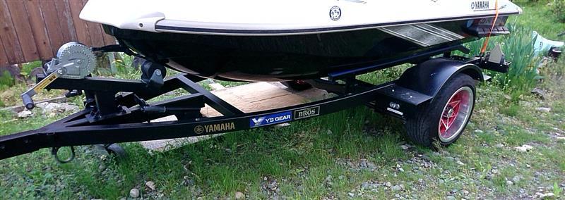 taka346さんのボートトレーラー