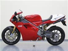 バイクオヤジGOGOさんの996S 左サイド画像