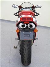 バイクオヤジGOGOさんの996S リア画像