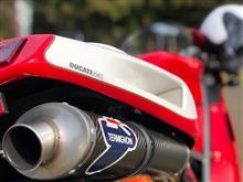 バイクオヤジGOGOさんの996S インテリア画像