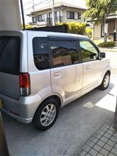 エフデ~さんの愛車:三菱 eKワゴン