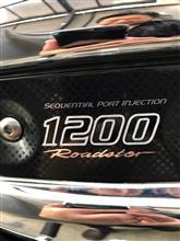 赤ライトニングさんのスポーツスターXL1200R(ロードスター) インテリア画像