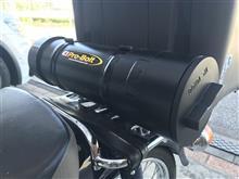たけちゃんライダーさんのスーパーカブ90DX インテリア画像