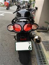 TOSHI3さんのZZR1200 リア画像