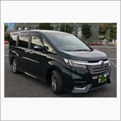 s.tsuka さんの愛車「ホンダ ステップワゴンスパーダハイブリッド」
