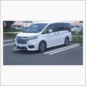ポッポちゃん♂ さんの愛車「ホンダ ステップワゴンスパーダハイブリッド」