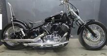 Ghost Rider♪さんのドラッグスター1100クラシック メイン画像