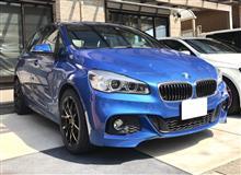 しなっち。さんの愛車:BMW 2シリーズ アクティブツアラー