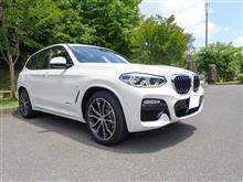 ぼーちゃんさんの愛車:BMW X3