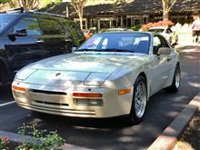 あーとれすさんの愛車:ポルシェ 944