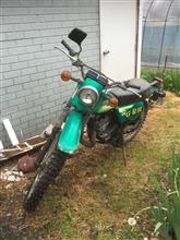 utonaiさんのハスラー(バイク) メイン画像