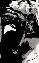 ハイビギさんのDトラッカー 左サイド画像