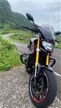 たかパパ♪さんの愛車:ヤマハ MT-09