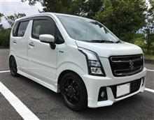 にーむさんのWAGON_R_STINGRAY_HYBRID